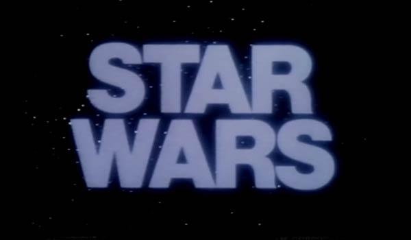 Оригинальный тизер «Звездных войн» 1976 года