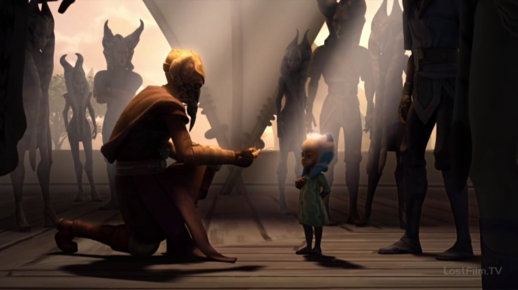 Асока Тано - история джедая (c)Deji - Wookiee