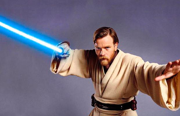 Как создавали световой меч из «Звездных войн»