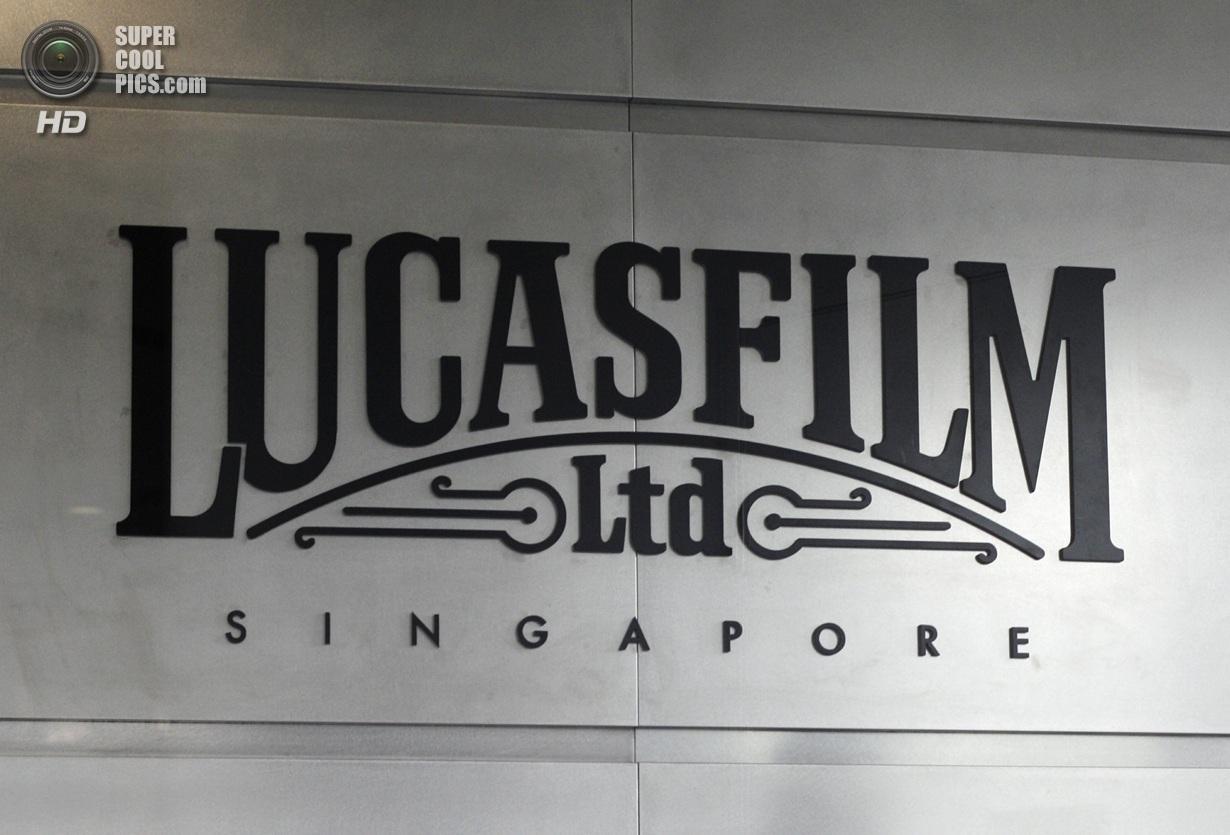 Дарт Вейдер открыл новый офис Lucasfilm
