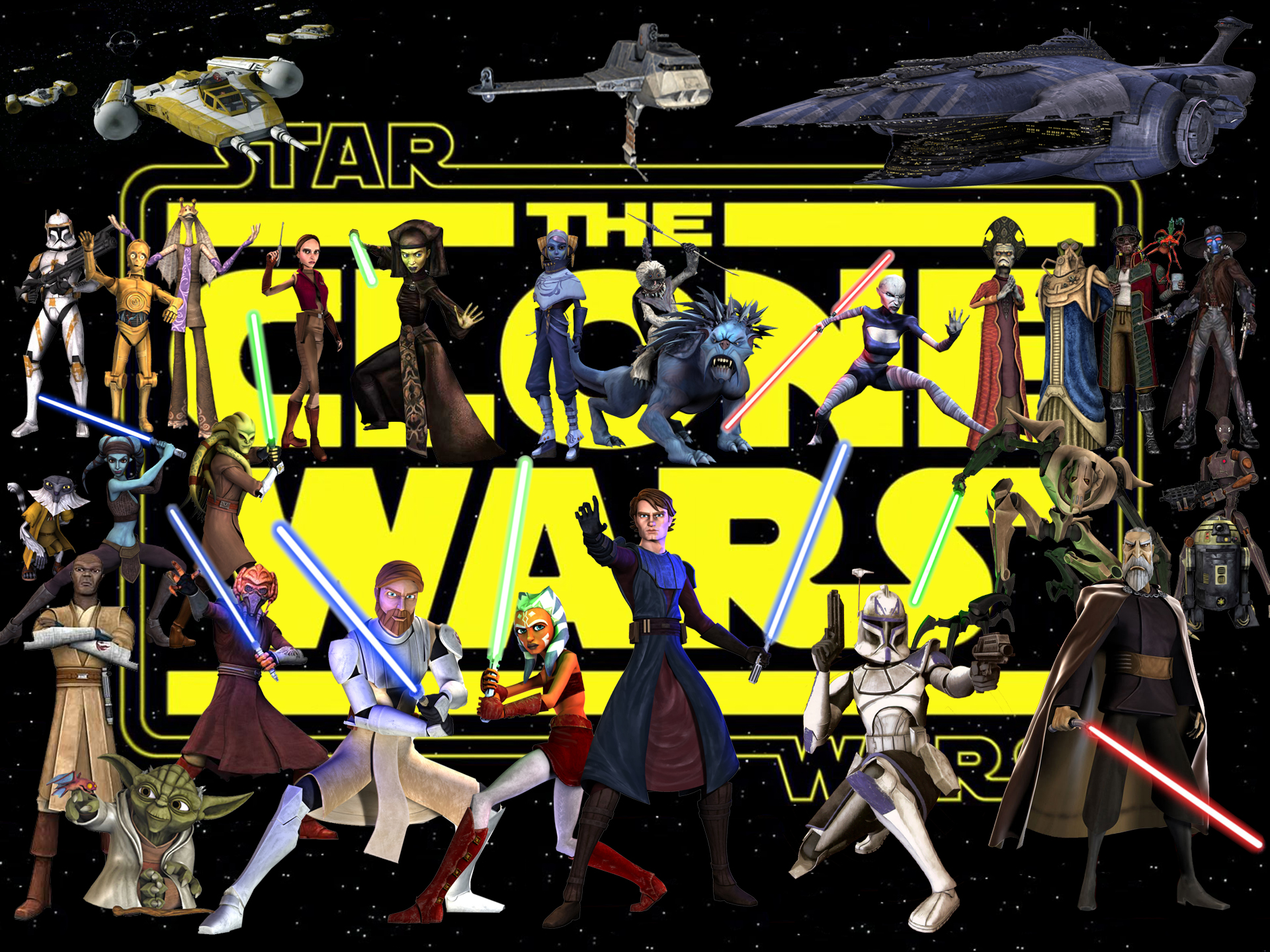 Последний сезон Star Wars: The Clone Wars