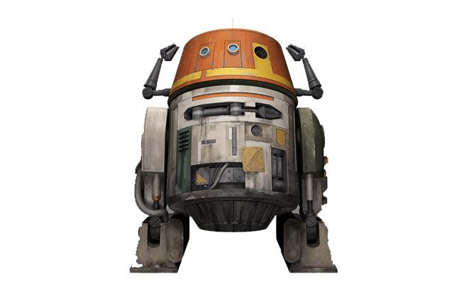 Новый дроид в Повстанцах