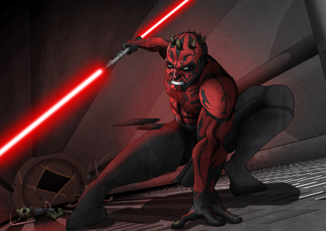 Анонс Darth Maul: Son of Dathomir