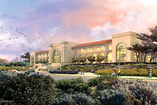 Джорджу Лукасу запретили строить музей «Звездных войн» в Сан-Франциско
