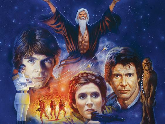 Lucasfilm о Расширенной Вселенной