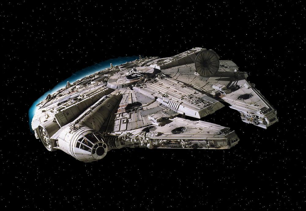 «Звездные войны: Эпизод 7». Внутри Тысячелетнего Сокола