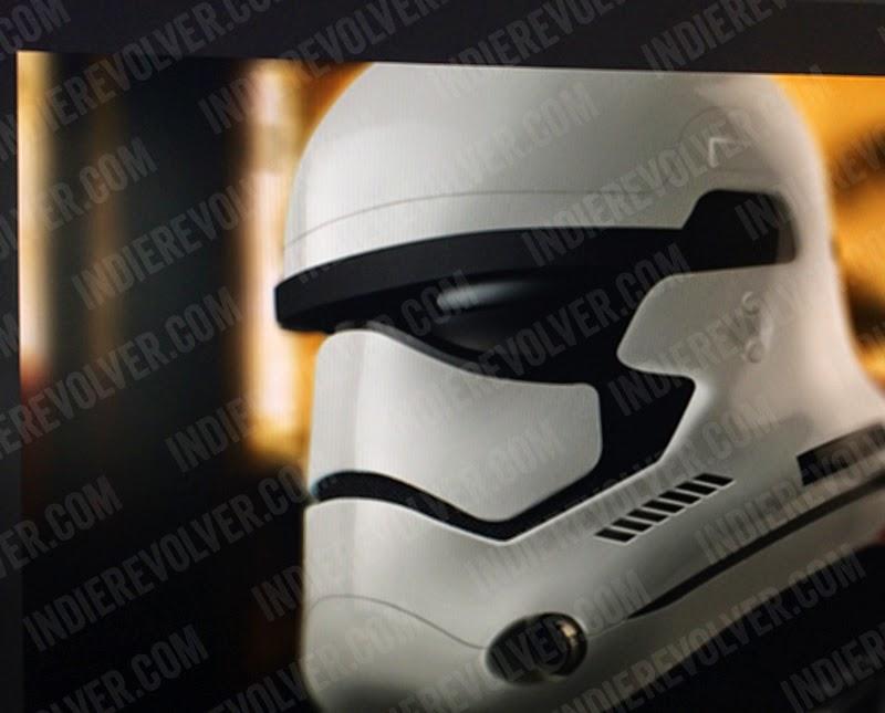 Дизайн штурмовиков из 7 эпизода «Звездных войн»