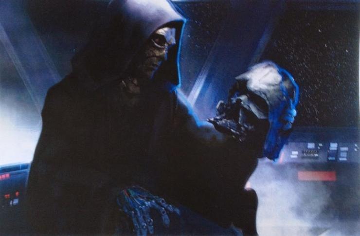 Утечка концепт-артов «Звездные войны: Эпизод 7»