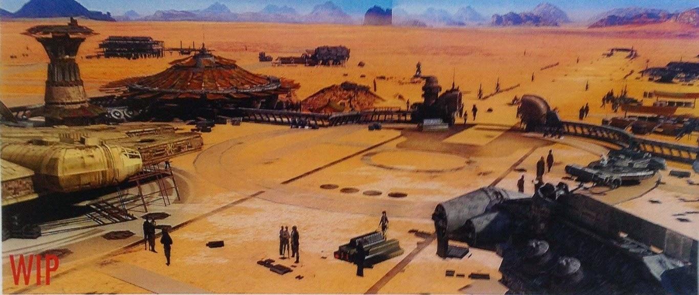 Артов звездные войны эпизод 7