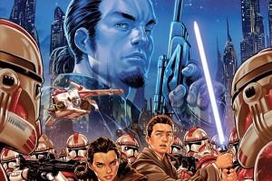 Дисней выпустит комикс о «Звездных войнах: Повстанцы»