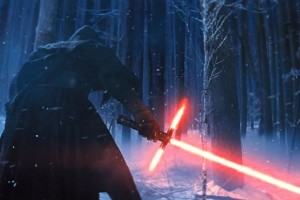 Опасен ли в использовании новый световой меч с гардой?