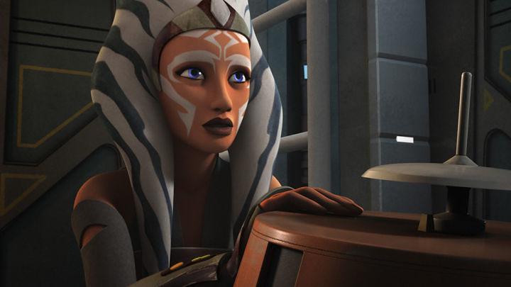 Трейлер ко 2-ому сезону «Звёздные Войны: Повстанцы»
