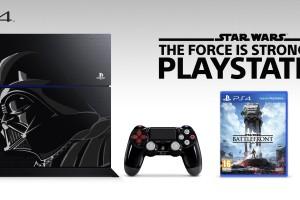 Sony анонсировала Playstation 4 в стиле «Звёздных войн»