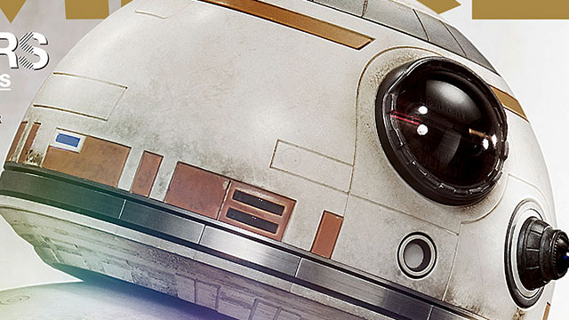 BB-8 на обложке Empire