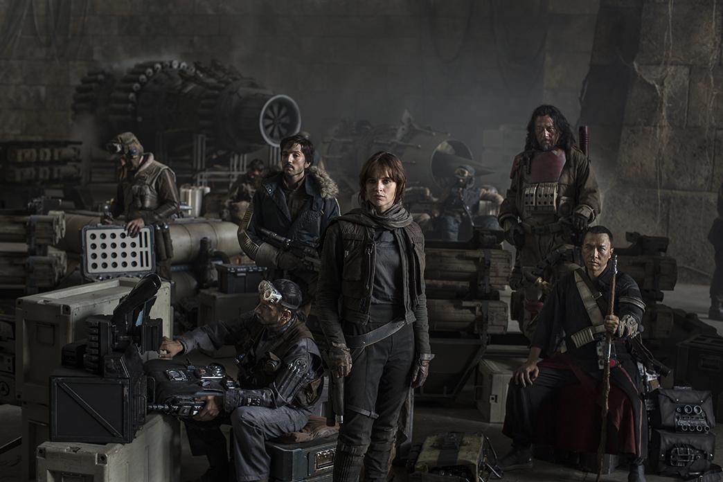 Объявлен актёрский состав фильма «Rogue One»