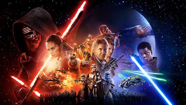 Новый постер фильма «Звёздные войны: Пробуждение Силы»