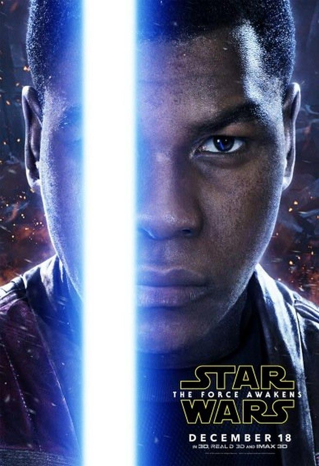 Star-Wars-Force-Awakens-Finn-Poster