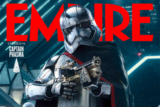 Новые обложки Empire