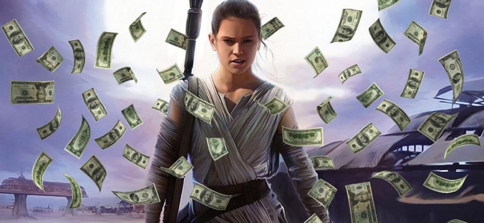 Сколько заработали актеры за «Пробуждение силы»