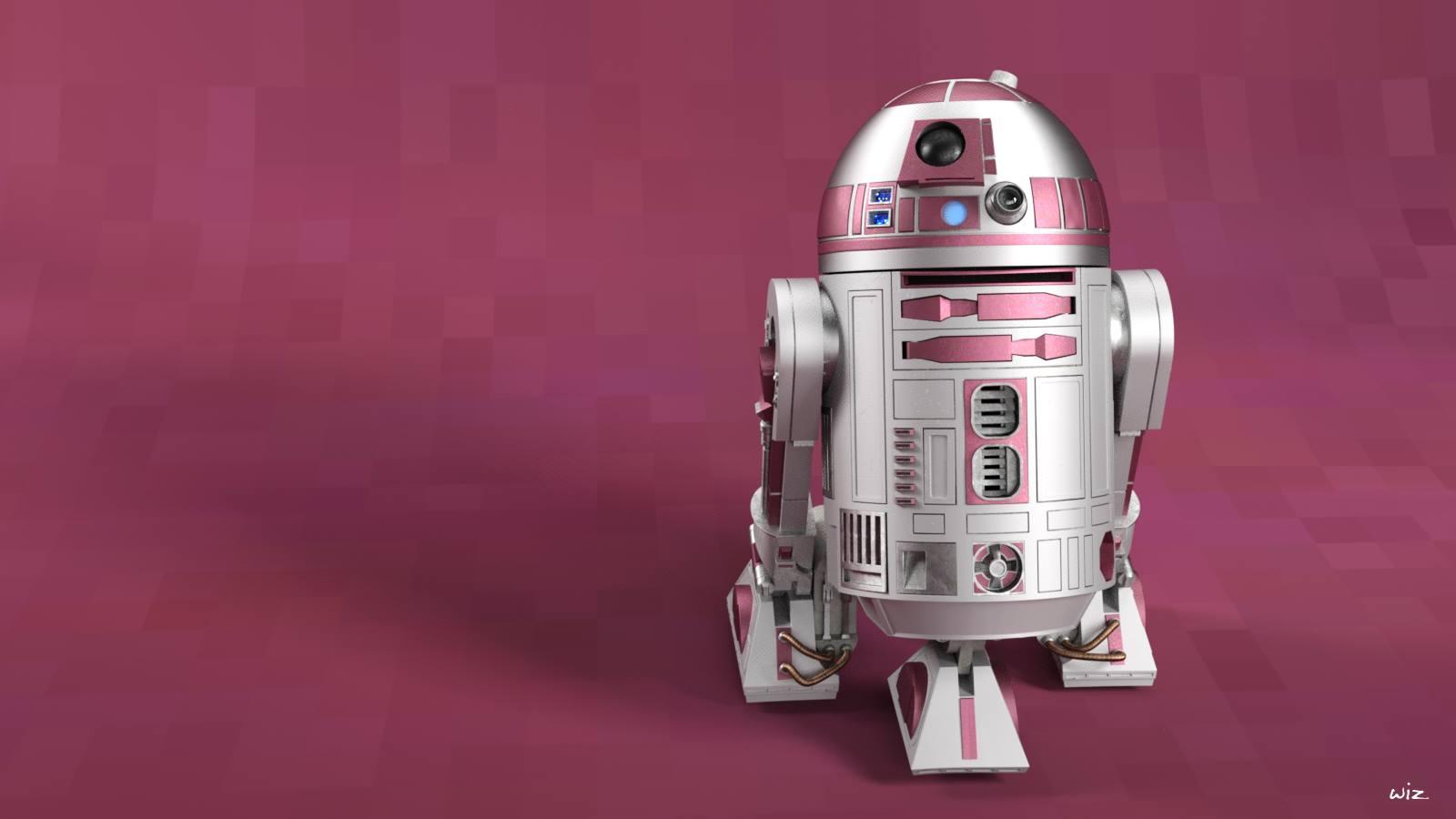 R2-KT появится в фильме «Звёздные Войны: Пробуждение Силы»